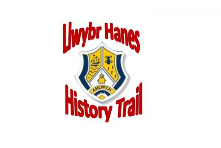 Llwybr hanes / History trail